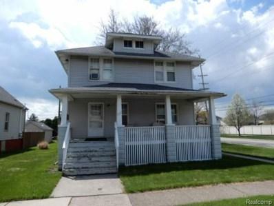 269 Cedar St, Wyandotte, MI 48192 - MLS#: 21443859