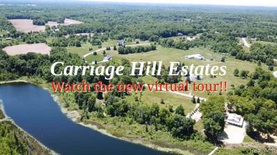 4126 Carriage Hill Dr, Metamora, MI 48455 - MLS#: 21444078