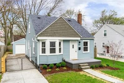 1881 Phillips Ave, Berkley, MI 48072 - MLS#: 21444141