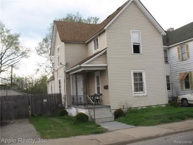 359 N Perry St, Pontiac, MI 48342 - MLS#: 21444176