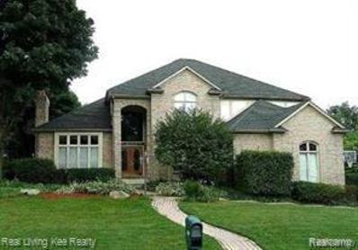 3733 Merriweather Ln, Rochester Hills, MI 48306 - MLS#: 21444482