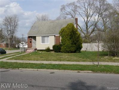 17246 Strasburg St, Detroit, MI 48205 - MLS#: 21444736