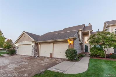 1693 Thistle, Canton, MI 48188 - MLS#: 21444808