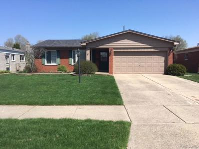 14481 Edshire Dr, Sterling Heights, MI 48312 - MLS#: 21445322