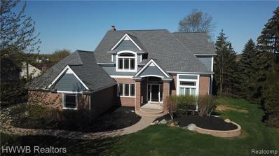 1793 Apple Ridge Crt, Rochester Hills, MI 48306 - MLS#: 21445525