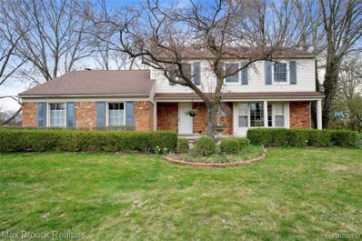 4215 Antique Ln, Bloomfield Twp, MI 48302 - MLS#: 21445570
