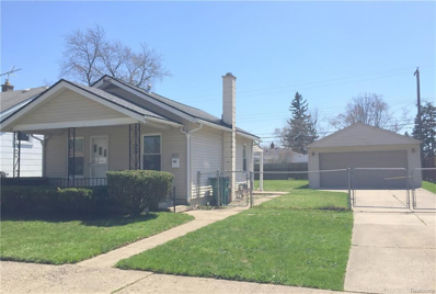 411 W Robert Ave, Hazel Park, MI 48030 - MLS#: 21445766