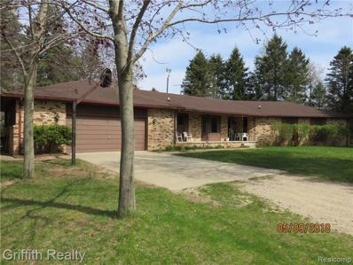 3412 Green Acres Ln, Pinckney, MI 48169 - MLS#: 21445793