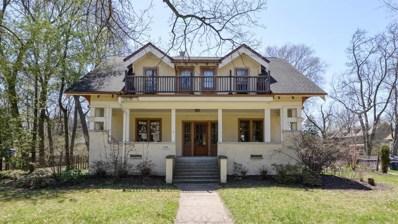 1404 Cambridge Rd, Ann Arbor, MI 48104 - MLS#: 21446636