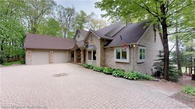534 Davis Lake, Oxford, MI 48371 - MLS#: 21446691