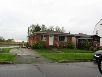 221 Emmons Blvd, Wyandotte, MI 48192 - MLS#: 21446853