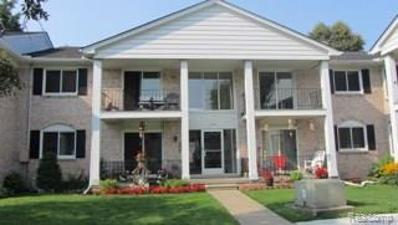 13920 Camelot Dr UNIT Unit#4, Sterling Heights, MI 48312 - MLS#: 21446855