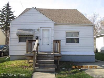 8100 Meadow Ave, Warren, MI 48089 - MLS#: 21446889