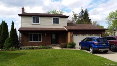 43135 Chaucer Crt, Sterling Heights, MI 48313 - MLS#: 21447215