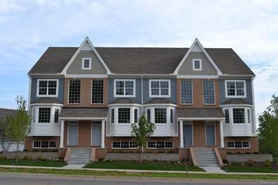 587 Village Ln UNIT Unit#34>, Milford, MI 48381 - MLS#: 21447319