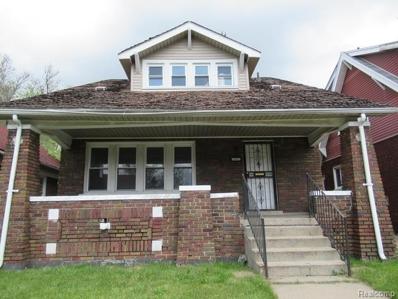 12057 Rosemary St, Detroit, MI 48213 - MLS#: 21447988