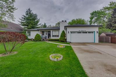 921 W Fourteen Mile Rd, Clawson, MI 48017 - MLS#: 21447994
