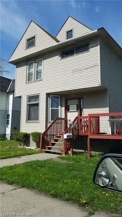 933 Howard St, Saginaw, MI 48601 - MLS#: 21448171