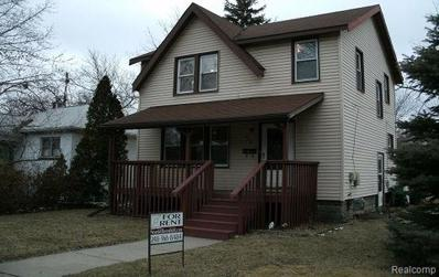 306 W Robert Ave, Hazel Park, MI 48030 - MLS#: 21448203