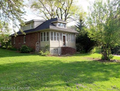 783 King Cir, Lake Orion, MI 48362 - MLS#: 21448911