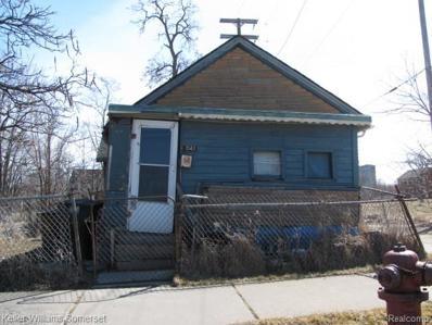 2041 Elm, Detroit, MI 48216 - MLS#: 21449711