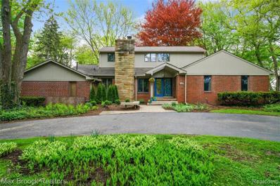 4520 Niagara Ln, Bloomfield Hills, MI 48301 - MLS#: 21449712