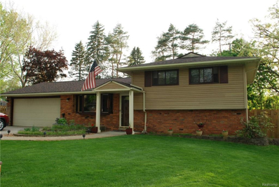 1797 Middle Trail Rd, Commerce, MI 48390 - MLS#: 21449923