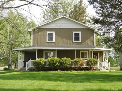 4378 Chase Lake Rd, Howell, MI 48855 - MLS#: 21450021