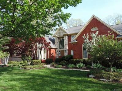 3656 Cedar Shake Dr, Rochester Hills, MI 48309 - MLS#: 21450457