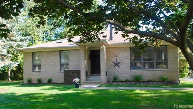 2143 Somerset Rd, Bloomfield Hills, MI 48302 - MLS#: 21451531