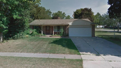 5860 Thornaby Dr, Waterford, MI 48329 - MLS#: 21451646