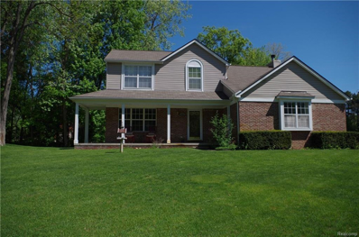 1056 Walloon Way, Lake Orion, MI 48360 - MLS#: 21451786