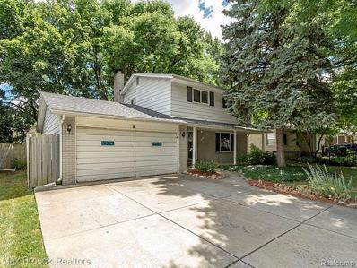 3211 Parker Dr, Royal Oak, MI 48073 - MLS#: 21452136