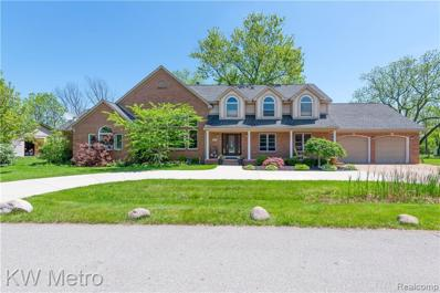 3649 Orchard View Ave N, Rochester Hills, MI 48307 - MLS#: 21452437