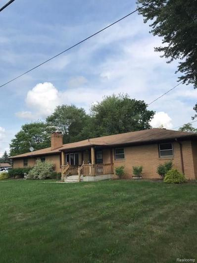 10321 Pontiac Lake Rd, White Lake, MI 48386 - MLS#: 21453264