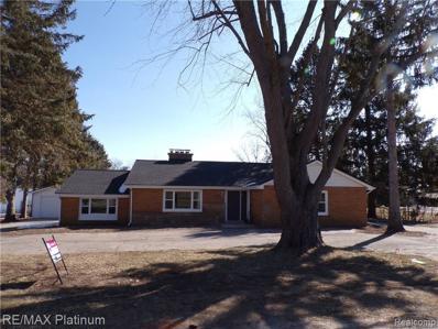 875 Patterson Lake Rd, Pinckney, MI 48169 - MLS#: 21454110