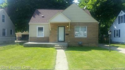 262 Earlmoor, Pontiac, MI 48341 - MLS#: 21454437