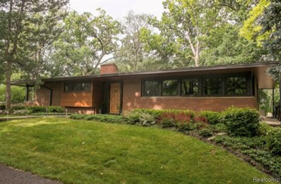 5010 Franklin Rd, Bloomfield Hills, MI 48302 - MLS#: 21454841