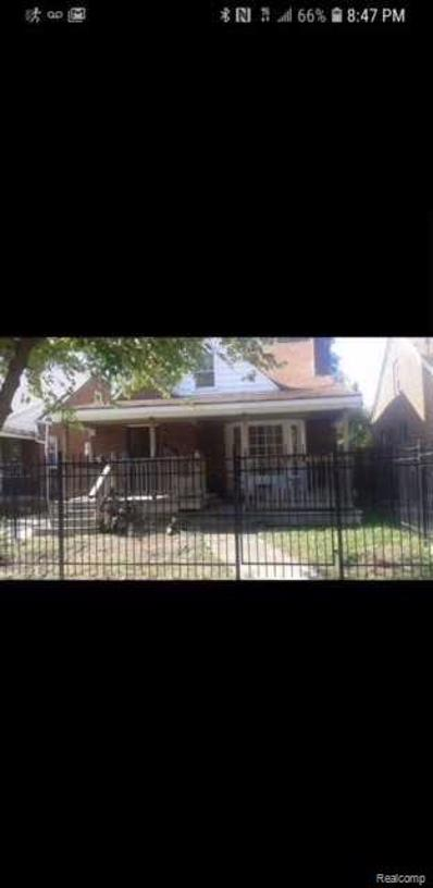 9597 Abington Ave, Detroit, MI 48227 - MLS#: 21455407