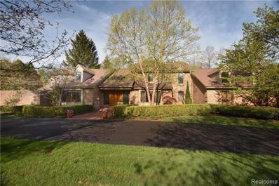 257 Pine Ridge Dr, Bloomfield Hills, MI 48304 - MLS#: 21455628