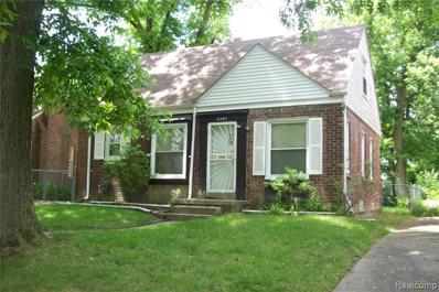18493 Fielding St, Detroit, MI 48219 - MLS#: 21455734
