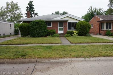 1375 Diana, Madison Heights, MI 48071 - MLS#: 21455795