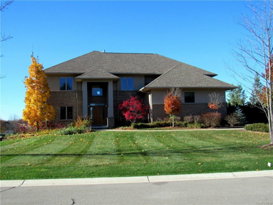 4176 Oak Tree Cir, Rochester, MI 48306 - MLS#: 21456248