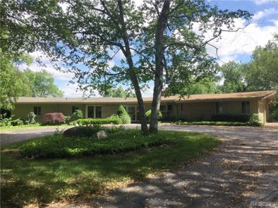1720 Hammond Crt, Bloomfield Hills, MI 48304 - MLS#: 21456392
