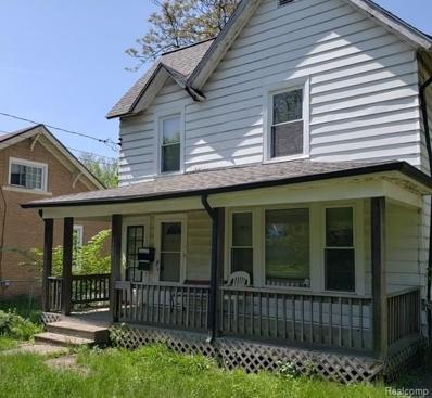 126 Green St, Pontiac, MI 48341 - MLS#: 21457510