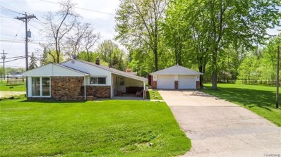 550 S Pinegrove Ave, Waterford, MI 48327 - MLS#: 21457641