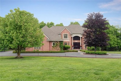 1340 Valley Crest Crt, Milford, MI 48381 - MLS#: 21457826