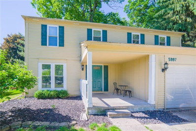 5997 Coppersmith Rd, Waterford, MI 48327 - MLS#: 21458123