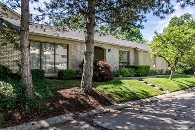 1467 Ravineview Crt, Bloomfield Hills, MI 48304 - MLS#: 21458173