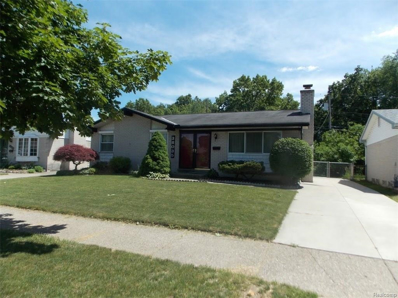 38035 Walnut St, Romulus, MI 48174 - MLS#: 21458312